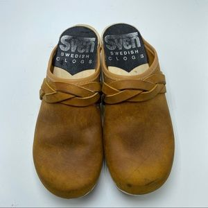 Sven Swedish clogs  cottage core traditional